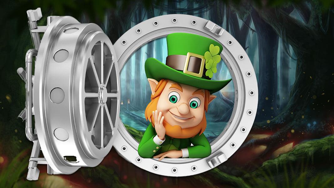 Winning cheer this St. Patrick's Day at Casino GrandBay