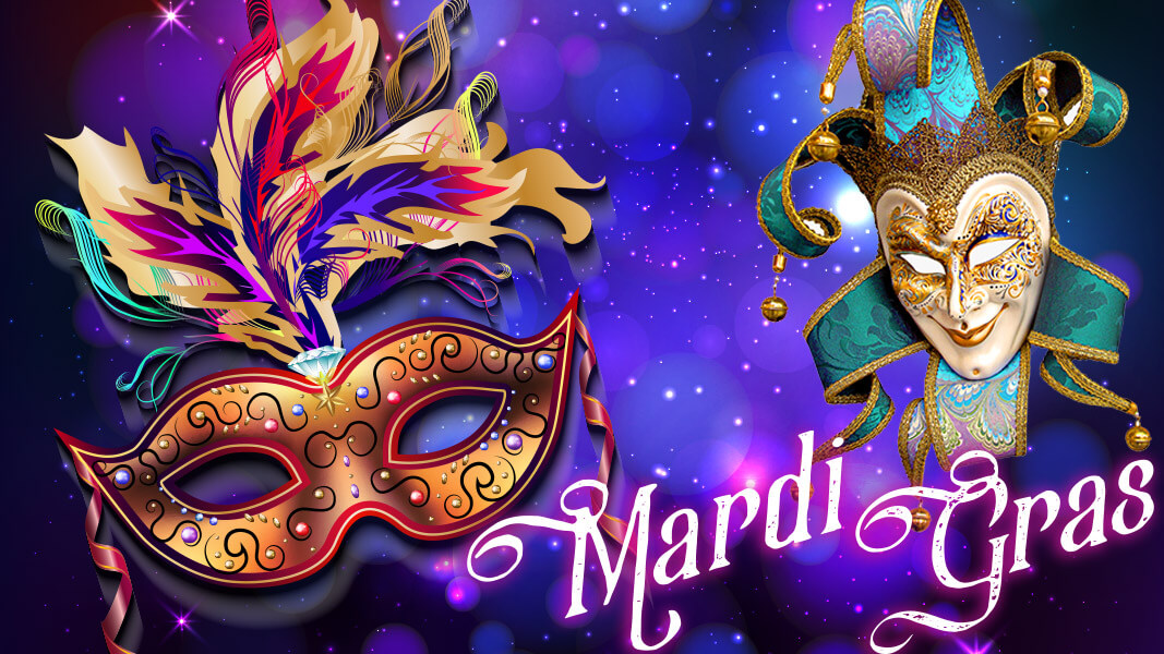 Whirl on over to the Casino GrandBay Mardi Gras