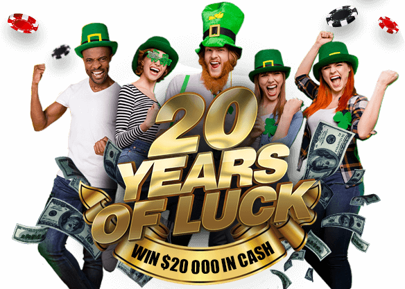 A $8,0000 trip for 2 to Ireland