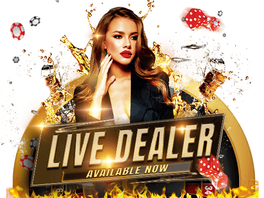 Our Live Dealers are a BIG deal